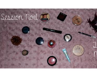 ♥ Blue Chrismas: Premier tuto makeup de Noël ♥
