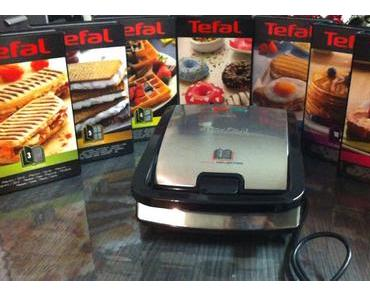 Mes cadeaux d'Anniversaire : Revue n°1: Le Tefal : Snack Collection