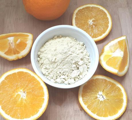 Mon amour pour la poudre d'orange