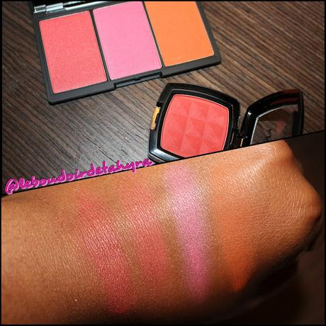 Chacune son blush !!!