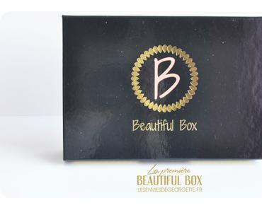 Mon avis sur la première Beautiful Box