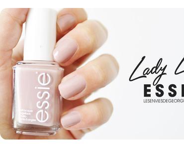 Lady Like de ESSIE, mon nude chouchou