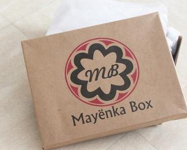 La Mayenkabox du mois de Décembre (Katissbox)