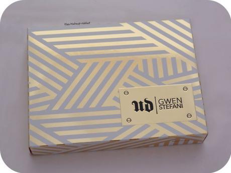 Urban Decay x Gwenn Stefani : une superbe collab' pour une superbe palette !