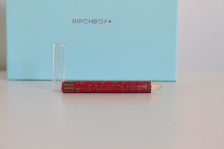 La Birchbox de janvier est arrivée!