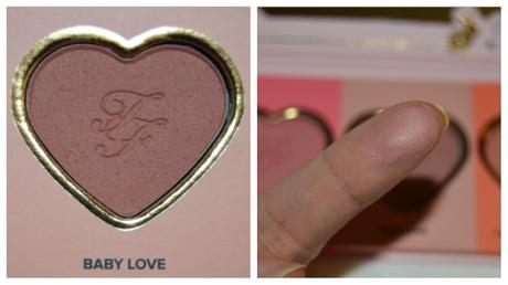 Baby Love // Too Faced
