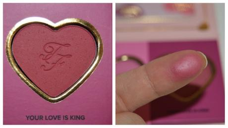 Your Love Is King // Too Faced