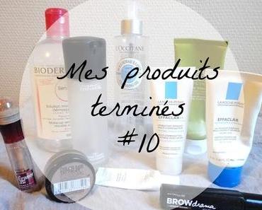 Mes produits terminés #10