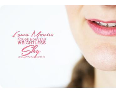 Rouge Nouveau Weightless SHY de Laura Mercier