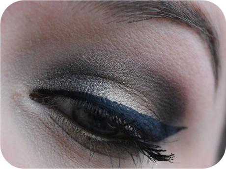 Smoked Night Makeup Gwen Stefani Urban Decay 2