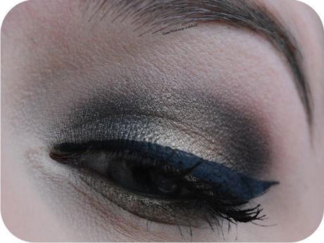 Smoked Night Makeup Gwen Stefani Urban Decay 1