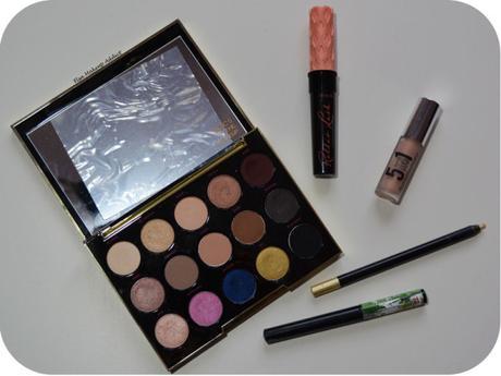 Smoked Night Makeup Gwen Stefani Urban Decay 7