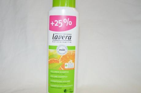 Shampoing volume // Lavera