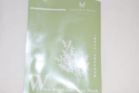 Masque en tissu // Annie's Way
