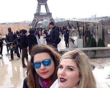 Mes aventures à Paris et à Disney avec Elsamakeupaddict…