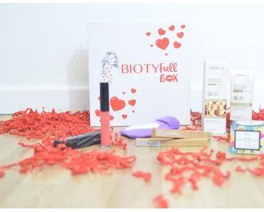 Biotyfull Box – Spéciale Saint Valentin