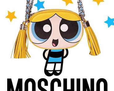 Les Supers Nanas x Moschino