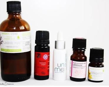 Défi : Les bienfaits des huiles essentielles en hiver