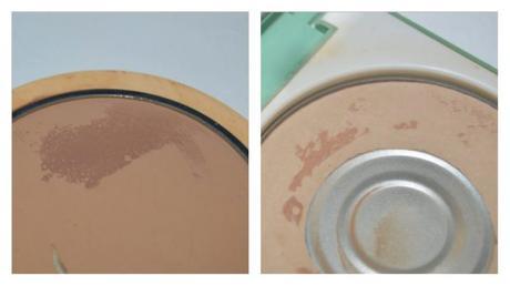 Réparer une poudre glacée - poudres glacées