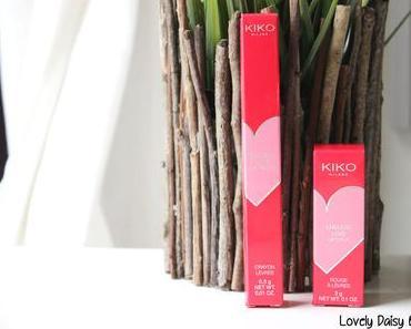 Endless Love : une bouche en cœur grâce à Kiko 💋
