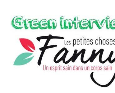 Interview écologique : Les petites choses de Fanny