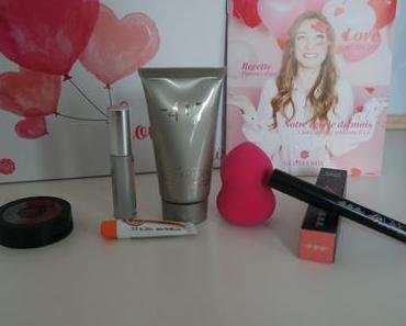 Glossybox de Février : Love is NO MORE in the air !