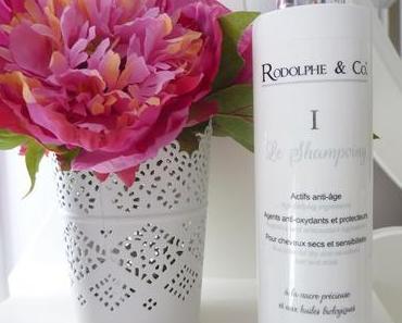 Un shampooing bio et bon pour mes cheveux secs - Rodolphe & Co