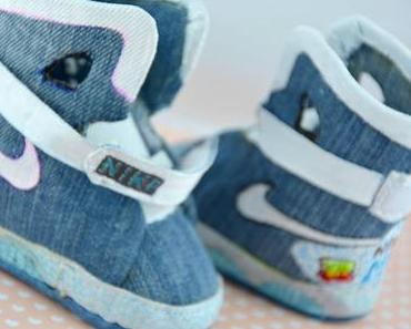 Des baby's shoes made with love
