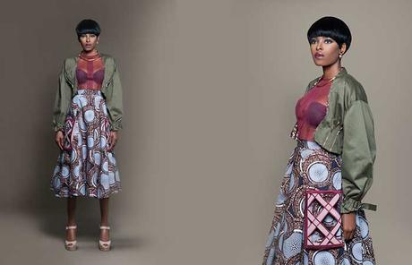 La marque ghanéenne Christie Brown dévoile sa Collection Automne Hiver 2016