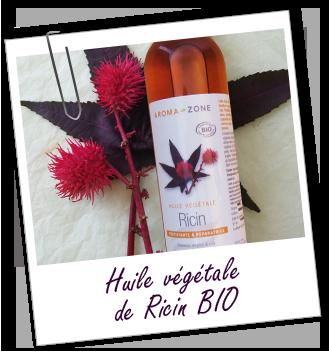 Huile végétale Ricin BIO Aroma-Zone