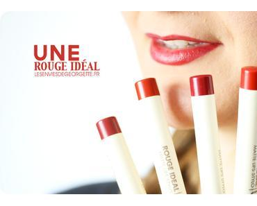 Rouge Ideal de Une Beauty : le swatch