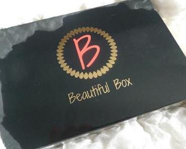 Beautiful Box, une box beauté 100 % make-up