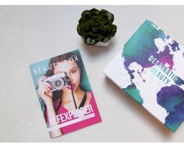 Beauty box lookfantastic mars 2016 contenu + avis