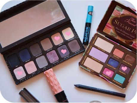 Makeup Printanier Rose Laura Mercier Too Faced 7