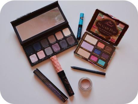 Makeup Printanier Rose Laura Mercier Too Faced 6