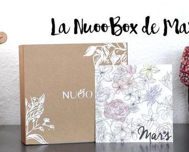 NuooBox de Mars : ma première box bio et naturelle