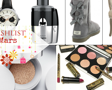 Wishlist mode | maison | beaute