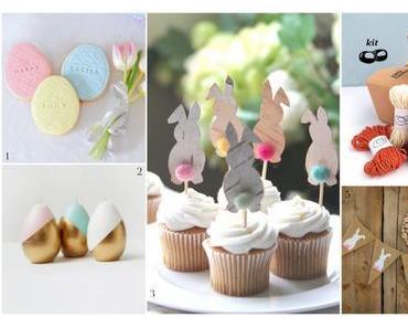 Des idées déco pour Pâques avec Etsy