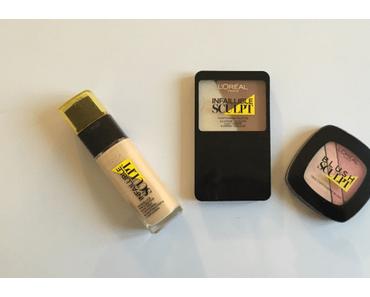✰ Revue : Gamme Infaillible Sculpt de L'Oréal ✰