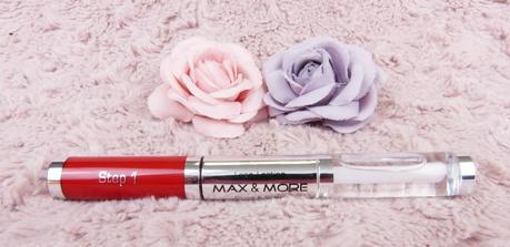Alerte bon plan - Long Lasting (Color and Gloss)    Max & More