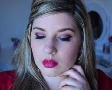 Pink Pop Makeup {Chocolate Bon Bons~Too Faced}