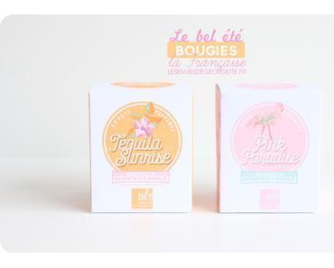 Le Bel Ete des bougies La Française (+ concours)