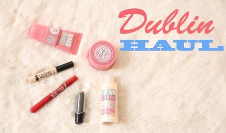 Dublin Haul (& try on!)