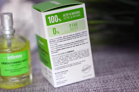 Déboutonnez moi - Indemne, l'huile anti-acné ?