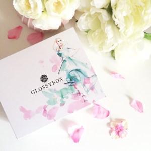 Glossybox d'avril, elle a du style !