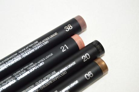 Détail long lasting stick // Kiko