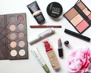 Combien coûte mon maquillage de tous les jours ?💸