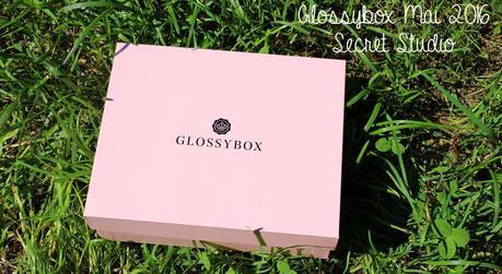 Glossybox Mai 2016 | Secret Studio (FLOP?!)