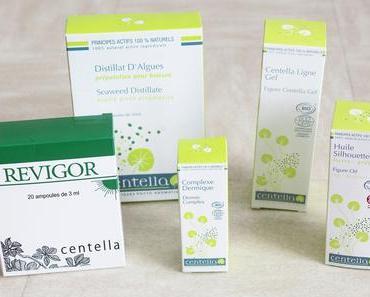 Ma cure minceur bio avec Centella (+concours)