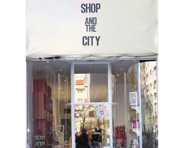 Beaucoup de belles marques chez Shop and the City